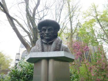 Gouda - Erasmus the Humanist
