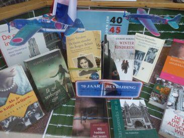 Gouda- bookshop celebrates 69th anniversary of Liberation Day