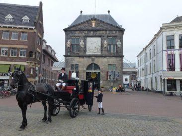 Gouda - town square