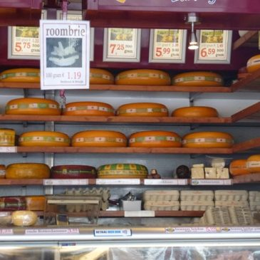 Gouda, The Netherlands: Say Cheese!