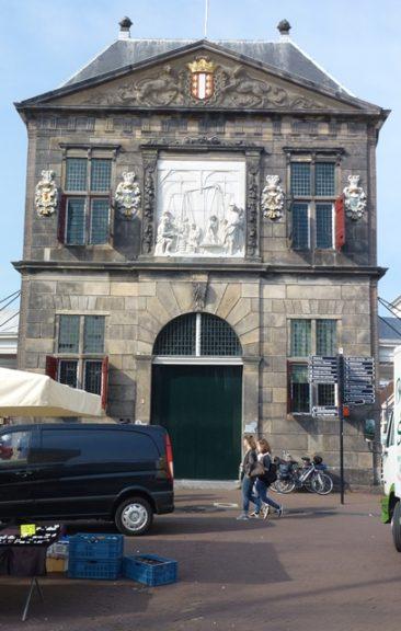 Gouda - the Waag (wiegh-house)