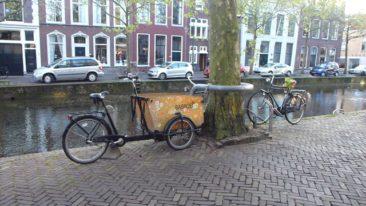 Gouda - bikes get around