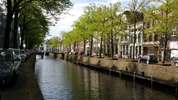 Gouda - yet another canal