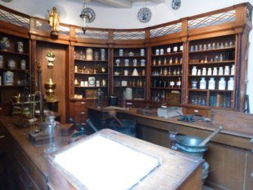 Gouda - old pharmacy