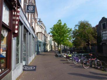 Gouda - street scene