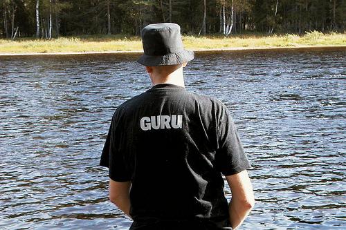 Strike a Pose: The Glom-on-you Guru