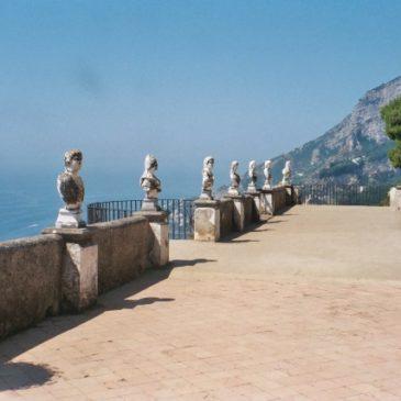 Time Travel: Ravello, Italy 2003