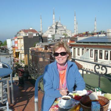 Time Travel: Turkey 2011