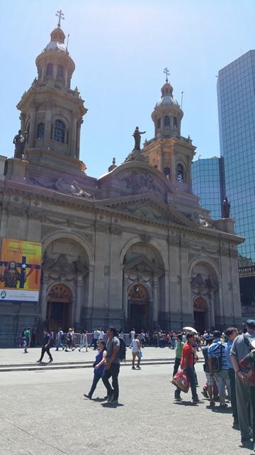 Wilderness Beyond: Part 1- Santiago, Chile.