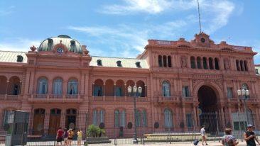 Eva's former palace