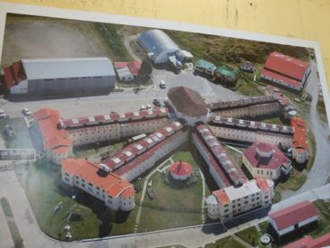Ushuaia prison model