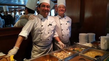 Our fabulous chefs