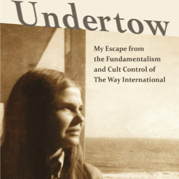 Coming Soon: My Cult Story Called Undertow