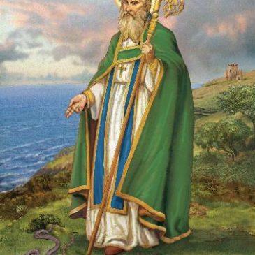 St. Patrick's Day: Celebrating Irish-hood
